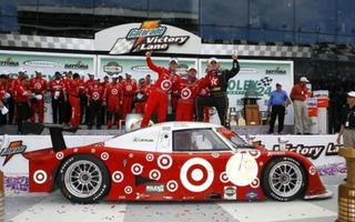 2007 Rolex 24 Hour at Daytona Victory Lane