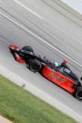 Kentucky Speedway Indy Pro race