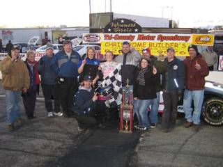 Team Shot First Win Super Cup Stock Car Series