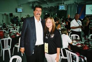 Mike Helton and Me
