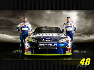 Jimmie Johnson Team Lowes 10