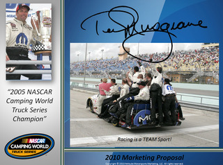 Ted Musgrave Proposal Cover
