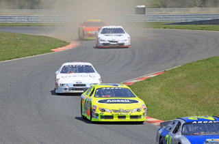 Arca Road Course Action2012