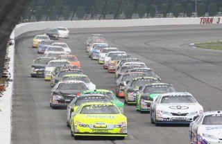 Pocono Start June2010