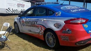 Kentucky Pace Car