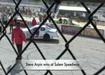 Steve Arpin wins at Salem Speedway