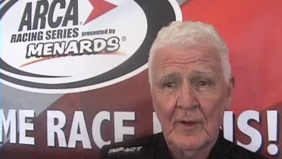 Veteran Hylton Talks Back to Back Superspeedways and much more
