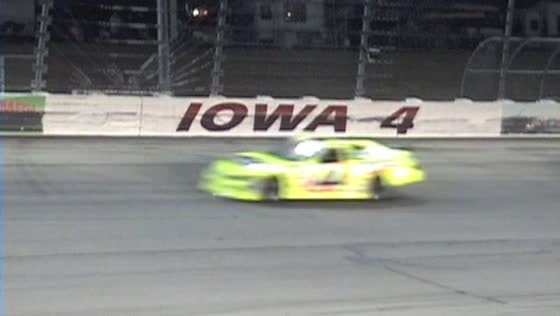 Enfinger Takes Iowa