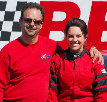 ARCAracing.com Asks, 'Where Are They Now?'; Like Dad, Like Daughter, a Steele Family Tradition