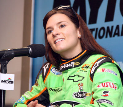 Danica Patrick Starts 12th in Lucas Oil Slick Mist 200; Visits with Media Friday