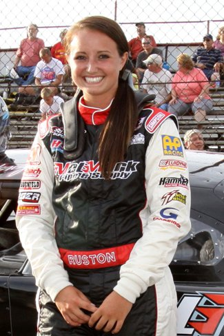 TOP FEMALE DRIVERS TO RACE AT FLAT ROCK SEPT. 8 IN ARCA/CRA 7-UP 125