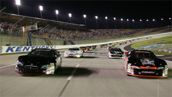 ARCA Returning to Kentucky Speedway in 2013