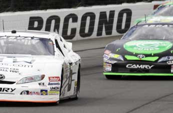 Minimum Age Requirement Changed at Pocono, Ky.; New Starting Field Maximums Announced for 2013