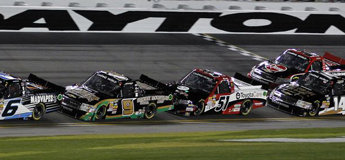 Top-9 finishers in Truck race at Daytona have experience or wins in the ARCA Racing Series