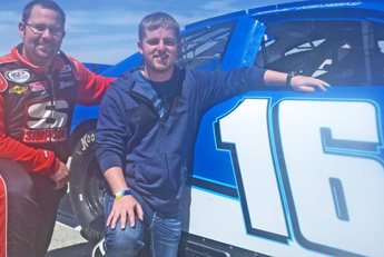 Lifelong pals Kovski & Allgaier switch rolls in Toledo testing; both on 'Inside ARCA' Wednesday