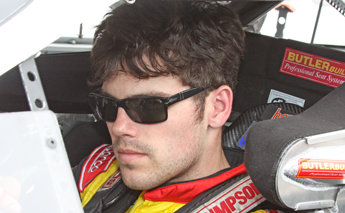 Townley returns to Nationwide Series tour with Venturini Motorsports; fastest in final practice