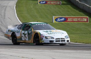 Elliott, Ranger, Dillon, Blaney fastest in practice at Road America; SCOTT 160 Saturday