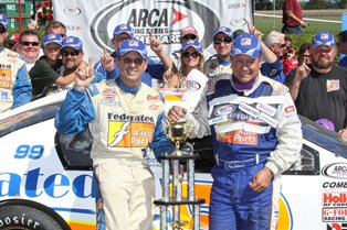 Schrader on the win: 'Too much fun'