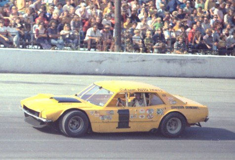 RUTTMAN-FAIR COMBINATION NEARLY UNBEATABLE AND TAKES 1973 GLASS CITY 200