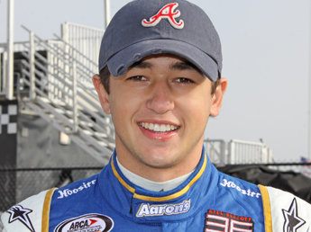 Elliott ready for ZLOOP 150 at Kentucky Speedway
