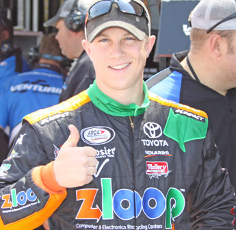 Synergy with Boston for ZLOOP 150 at Kentucky