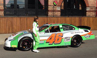Dufault to team with Team Stange to run full ARCA Racing Series season in 2014