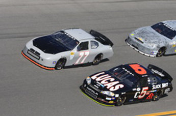 Gerhart tops the charts in morning testing; final afternoon drafting on the way at Daytona