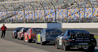 News & Notes: 70-plus test at Daytona