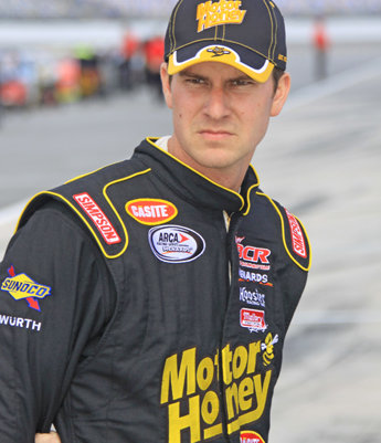 Team BCR, Enfinger announce Motor Honey/Casite returning as sponsors for 2014 ARCA season