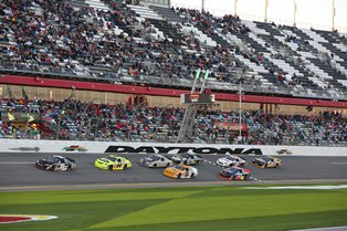 Double file restart procedure changed for 2014 ARCA Racing Series, starting in Daytona