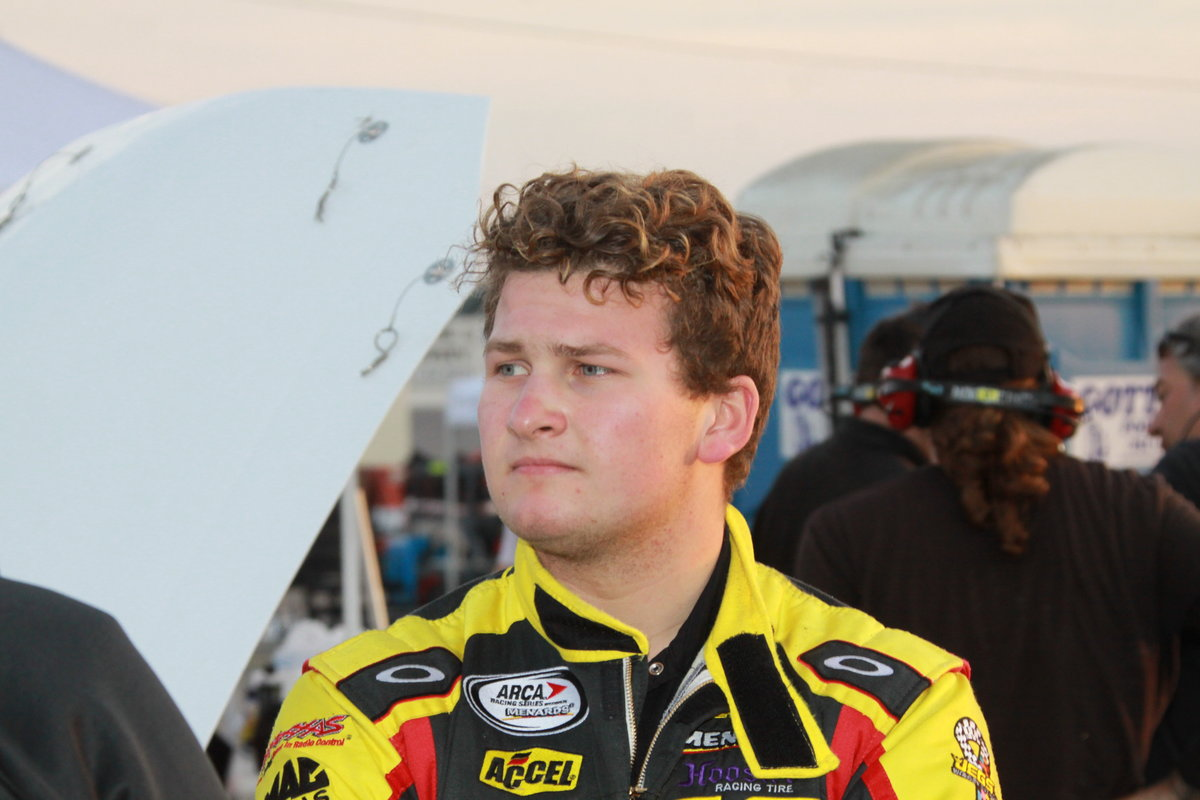 Coughlin ready for more ARCA