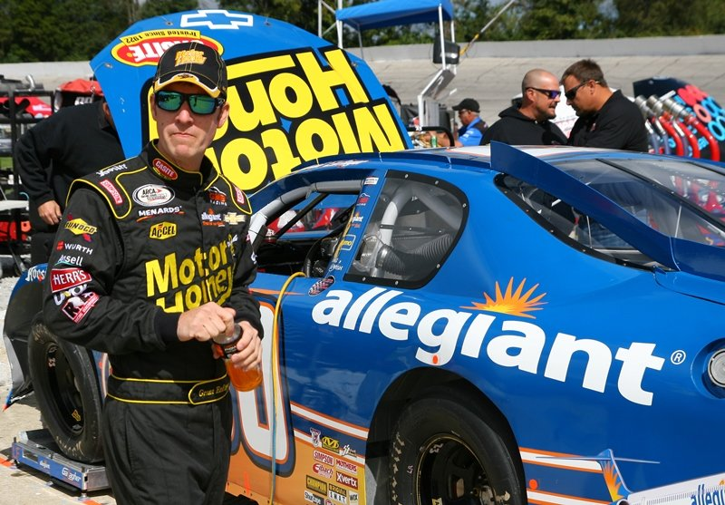 Enfinger gains spot from start to finish at Salem