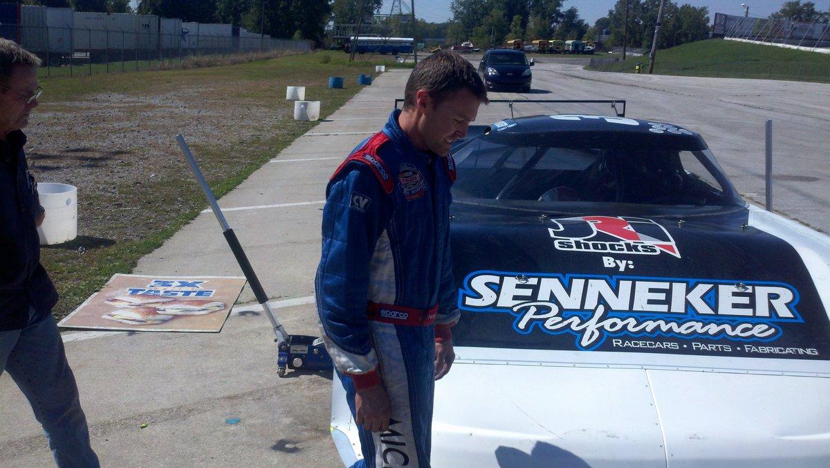 2012 Glass City winner Senneker tests Toledo, hoping for second win Saturday