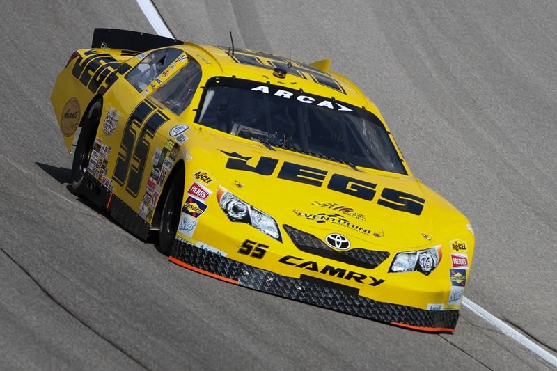 Fast laps has Coughlin confident about Kentucky