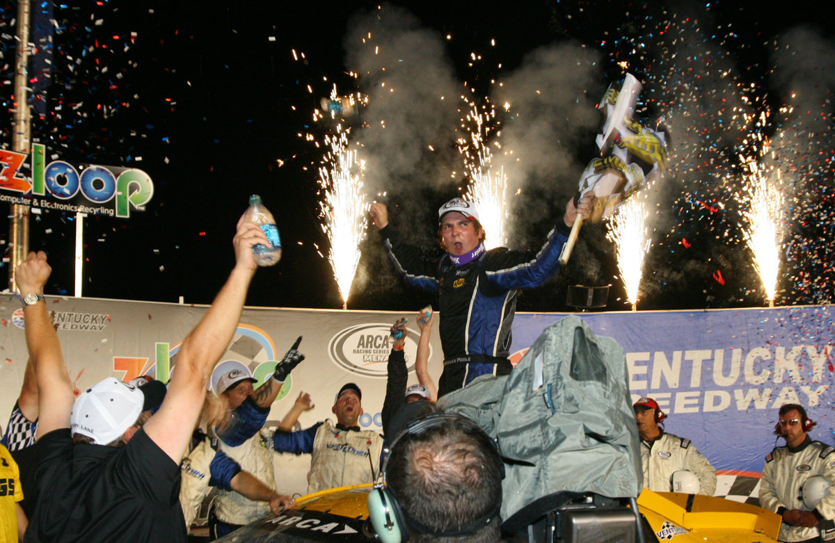 Poole wins at Kentucky