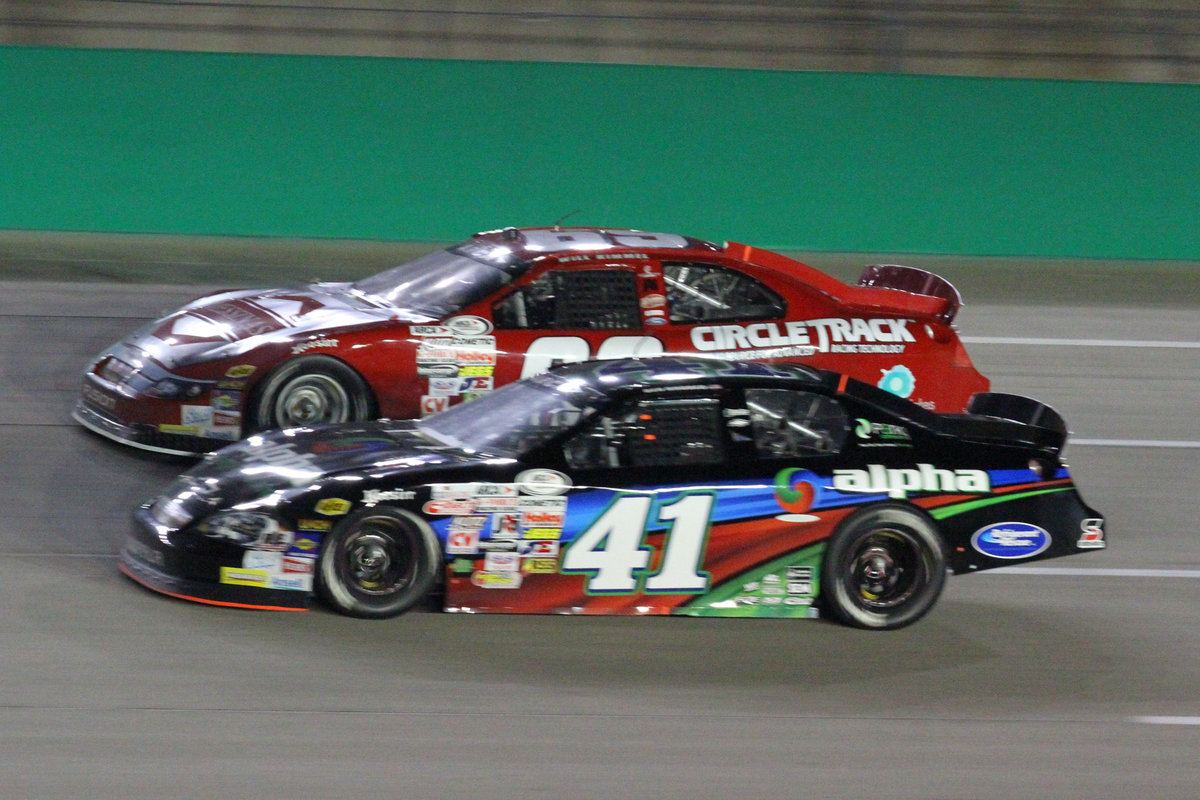 Late-race incident relegates Rhodes to a 27th-place finish