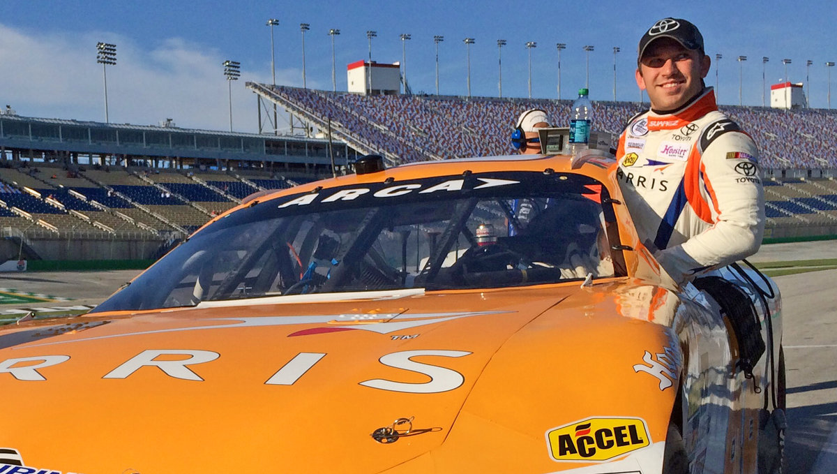 VIDEO: Meet Mexico's Daniel Suarez; fifth in debut at KY