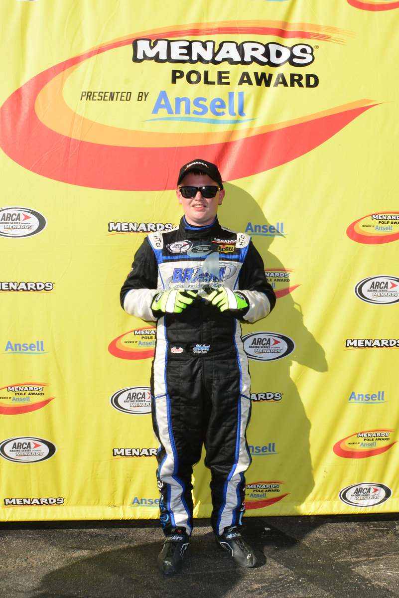 ARCA drivers invade Dover for NASCAR weekend; Haley 7th in K&N race