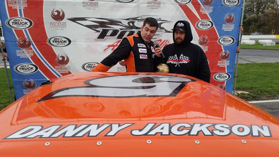 RACING REWIND: Jackson wins final ARCA Truck Series race of season