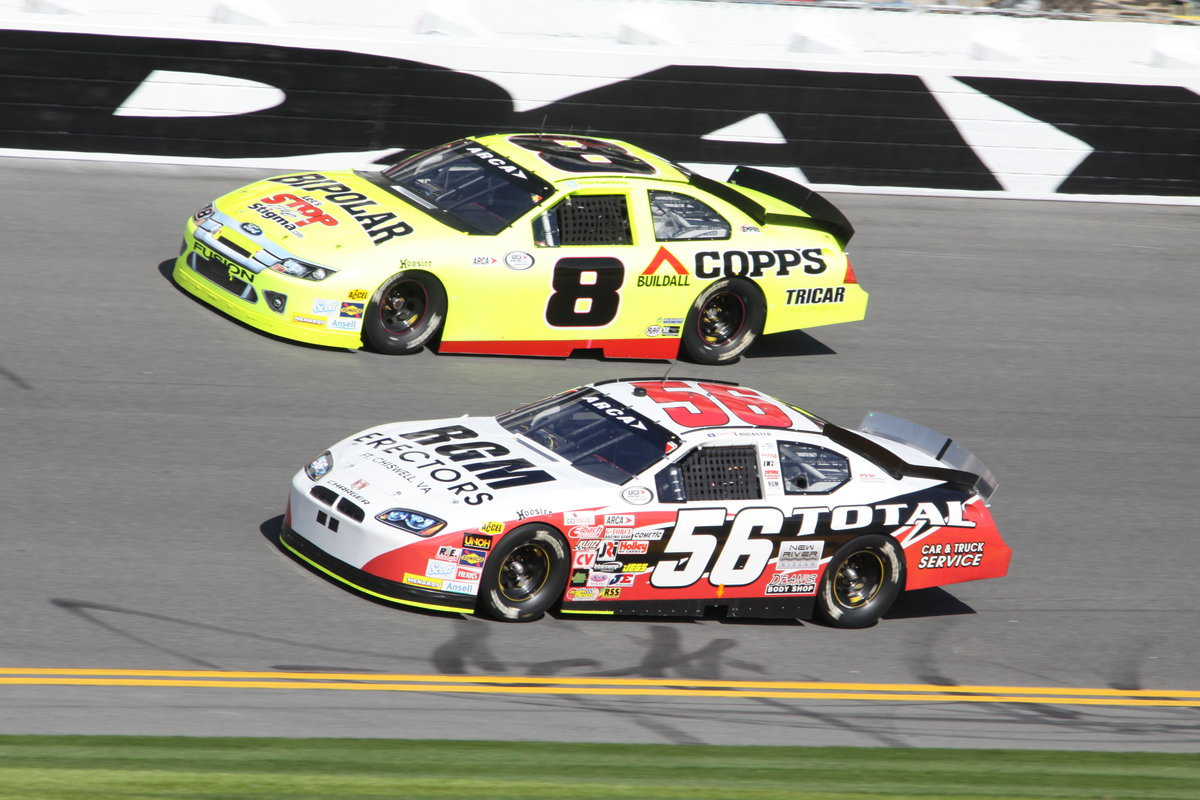 ARCA to start 2015 season in familiar spot - Daytona