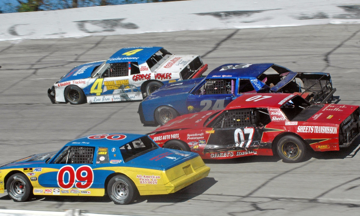 ARCA flavor all over Sunday's 26th annual Halloween 200 at Salem