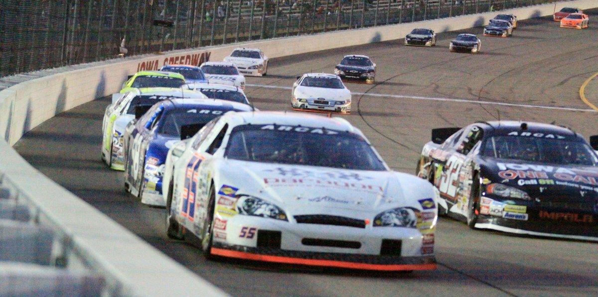 ARCA will return to Iowa Speedway in 2015