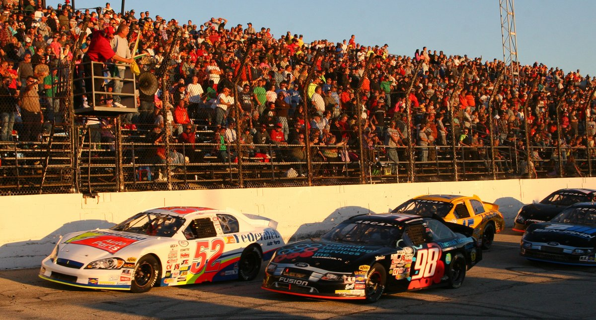 Salem Speedway will host two ARCA Racing Series presented by Menards races in 2015