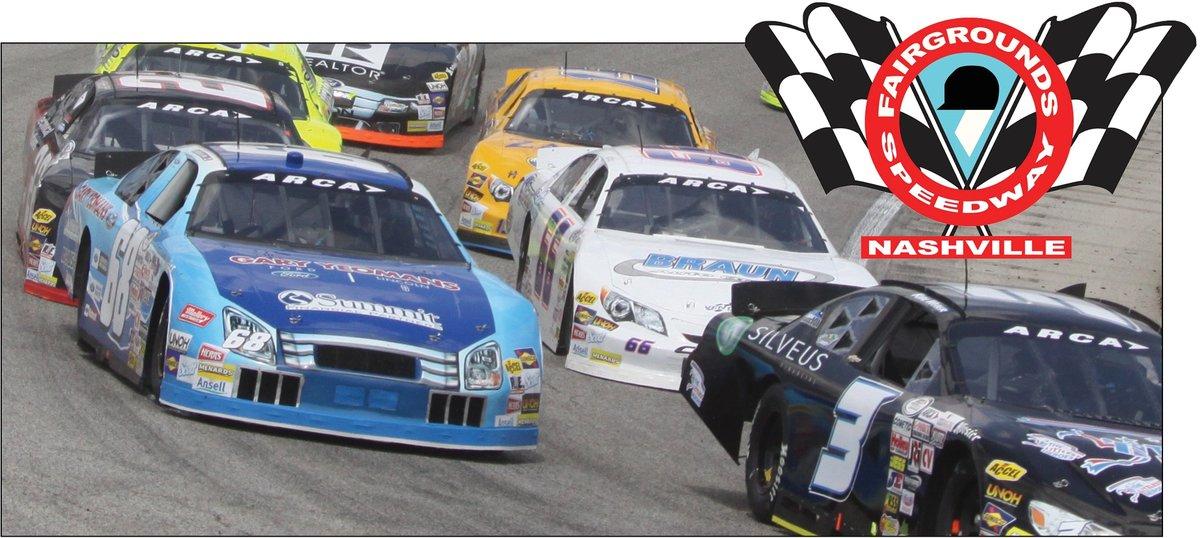 ARCA Racing Series to return to Fairgrounds Speedway in Nashville in 2015