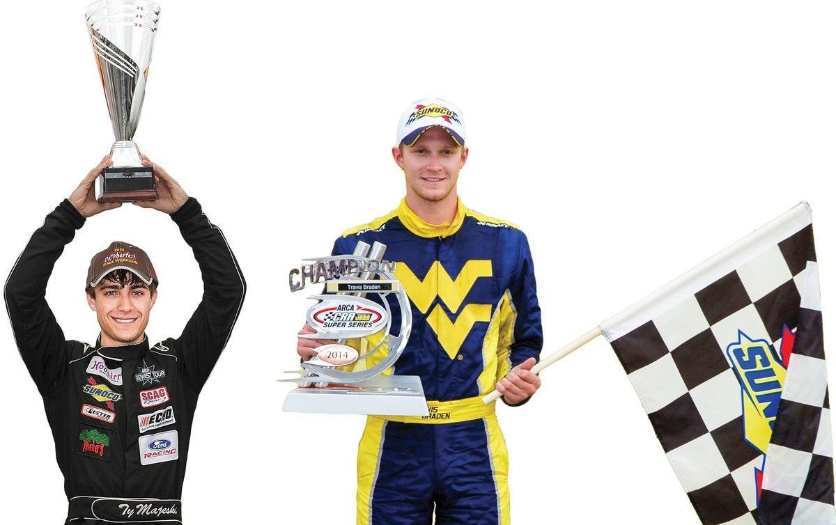 Braden, Majeski ready for Road to Daytona program