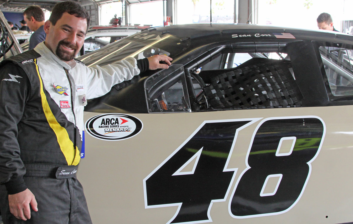 Corr fastest in the 48 in morning session at Daytona