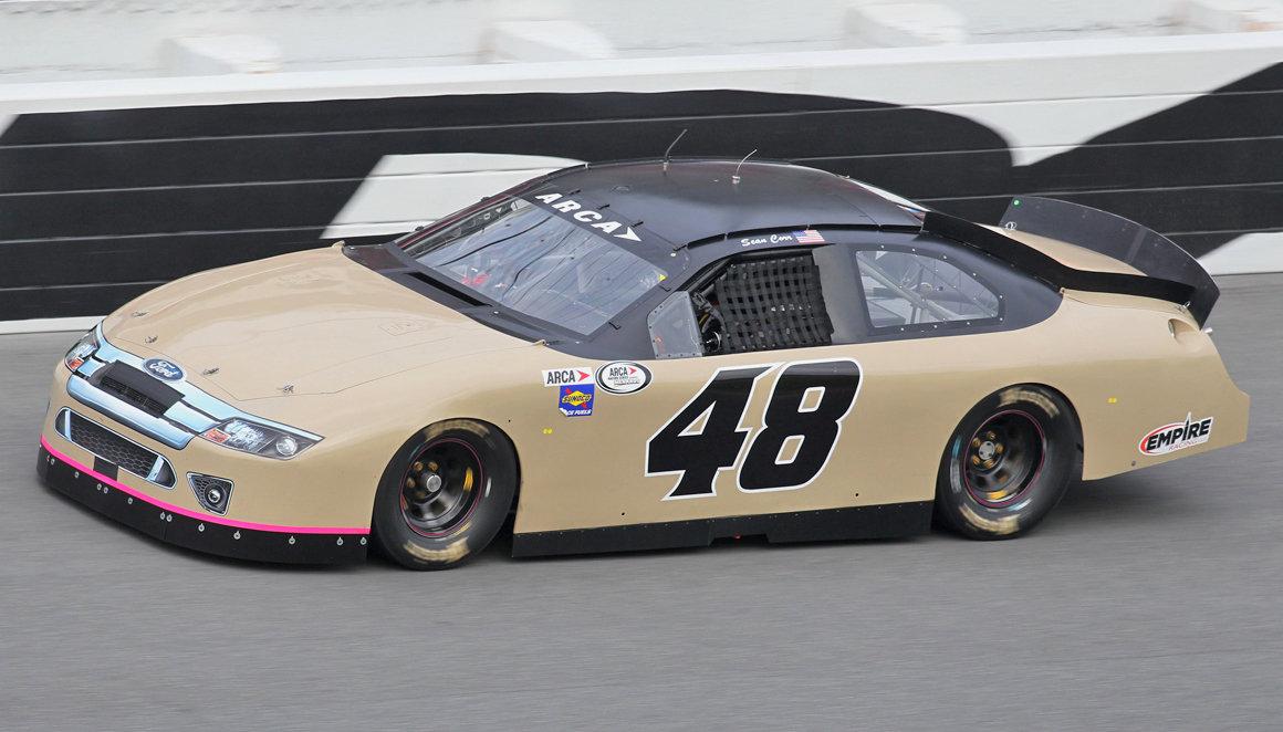 Empire Racing's Corr, Staropoli top overall speed charts at Daytona