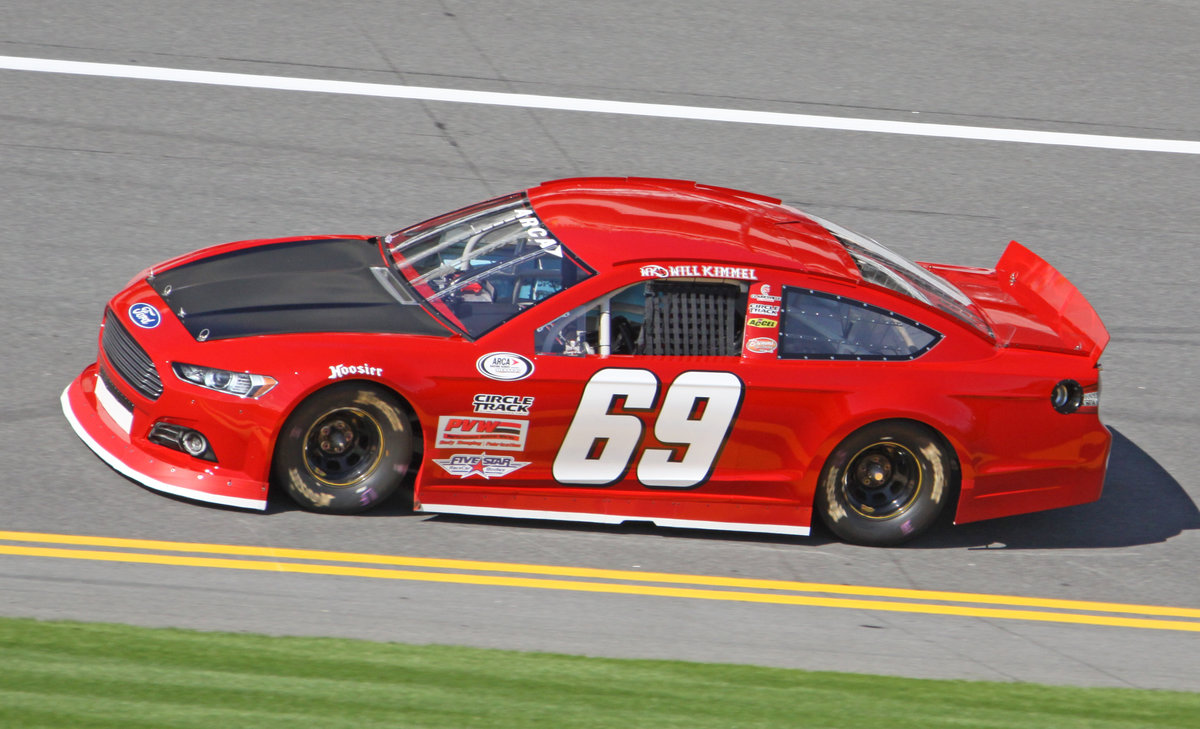 ARCA Racing Series composite body makes superspeedway debut at Daytona