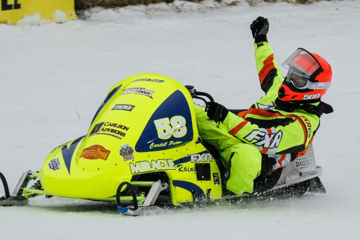 Arca Schedule 2017 >> ARCA Midwest Tour driver wins Snowmobile World Championship - ARCA Racing