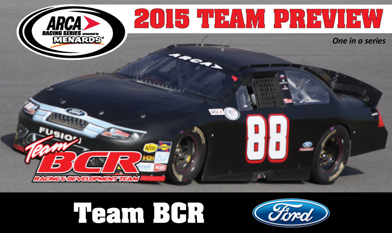 Poole strengthens Team BCR's hopes for 2015